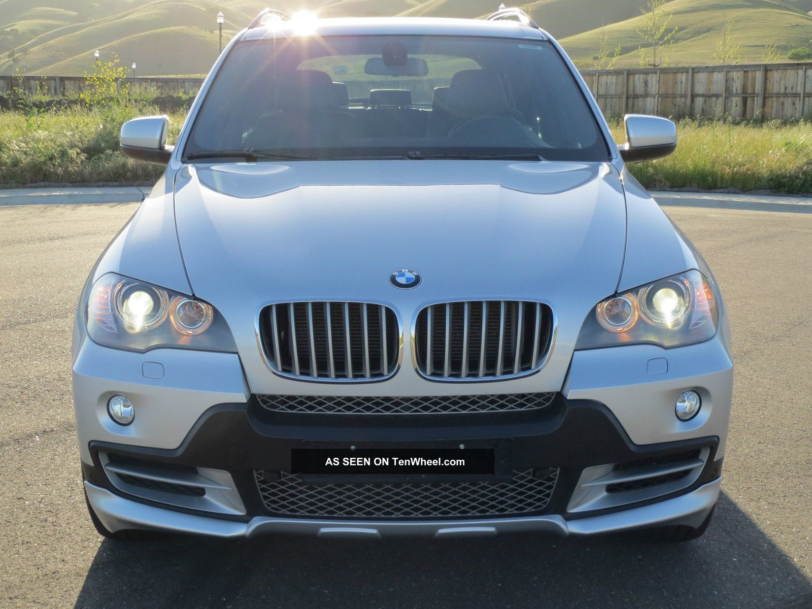 2009 bmw x5 xdrive48i sport utility 4 door 4 8l. Black Bedroom Furniture Sets. Home Design Ideas