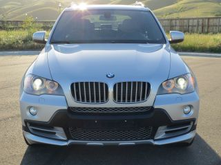 2009 Bmw X5 Xdrive48i Sport Utility 4 - Door 4.  8l photo