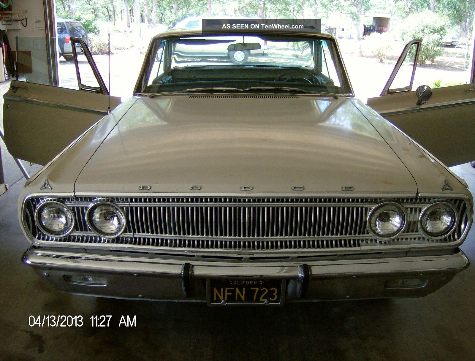 1965 Dodge Coronet 440 2 Door Hardtop Coronet photo
