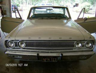1965 Dodge Coronet 440 2 Door Hardtop photo