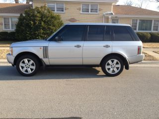 2005 Land Rover Range Rover Hse Sport Utility Fully Loaded photo