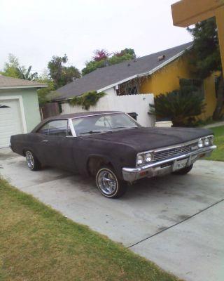 1966 Chevrolet Impala Sport photo
