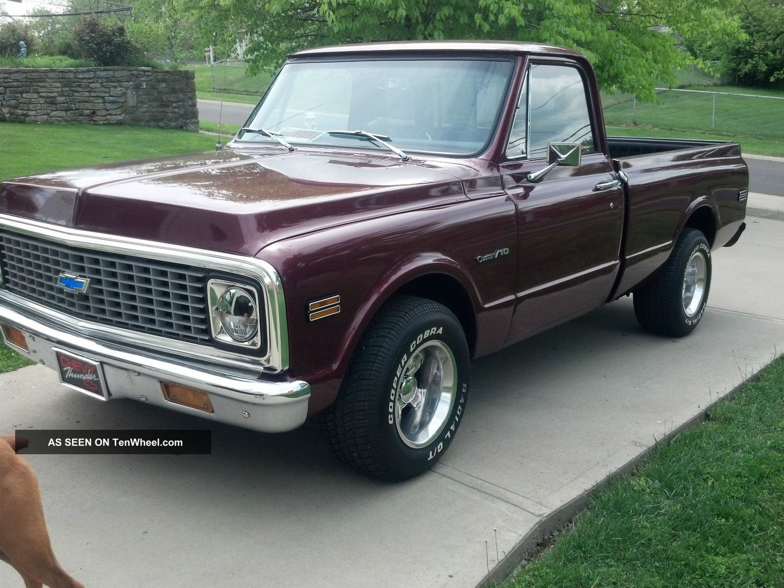1970 Chevrolet C10 Swb Pickup Truck Sell Or Trade