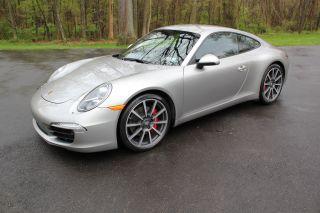 2012 Porsche 911 Carrera S Coupe 2 - Door 3.  8l photo