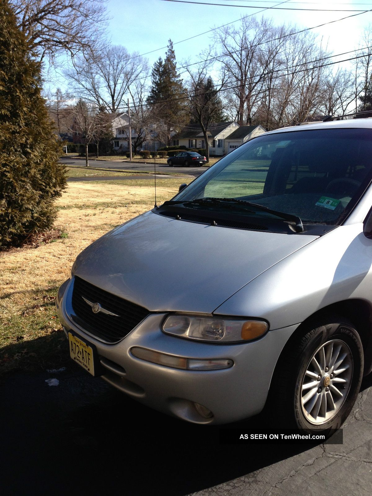 Town And Country Honda >> 2000 Chrysler Town And Country Minivan