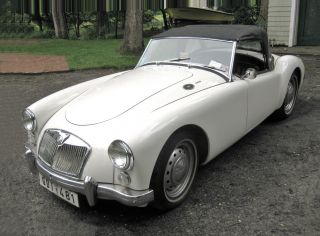 1960 Mga 1600 Roadster Condition Southampton Long Island photo
