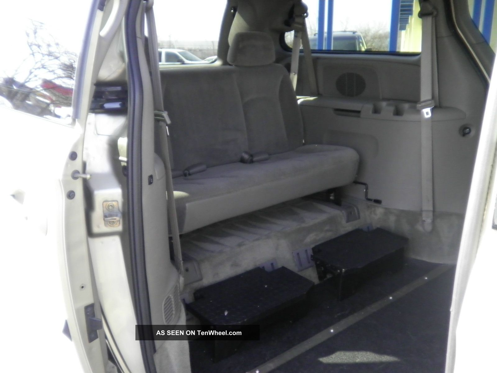 2003 Dodge Grand Caravan Vmi Northstar Wheelchair Van