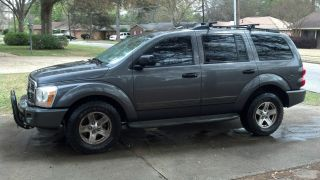 2004 Dodge Durango Slt Sport Utility 4 - Door 5.  7l photo