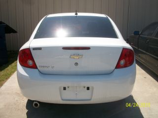 2010 Chevrolet Cobalt Lt Sedan 4 - Door 2.  2l photo