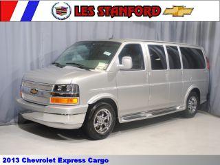 Chevrolet:express - Explorer Conversion Van Low - Top 2013 Full photo