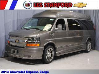 Chevrolet:express - Explorer Conversion Van High - Top 2013 Full photo