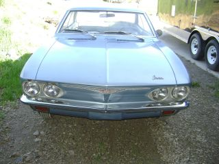Corvair Corsa 140hp 4 Barrel Titled 1967 And Vin Matching photo