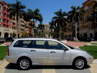 2002 Ford Focus Se Wagon Fl photo