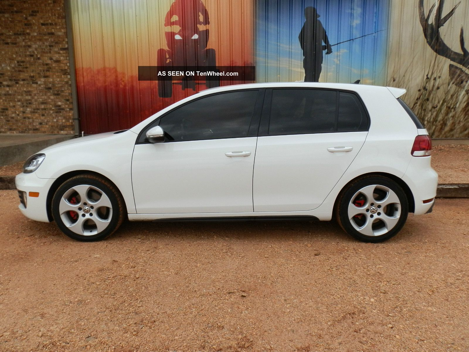 2010 Volkswagen Golf Gti 4dr Automatic Other photo