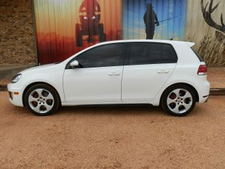 2010 Volkswagen Golf Gti 4dr Automatic photo
