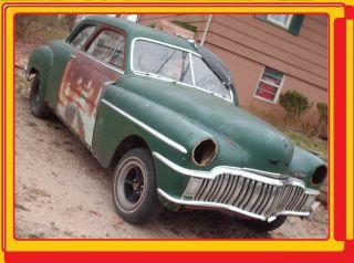 1949 Desoto Coupe Mopar Plymouth Dodge Hemi 48 49 50 51 52 57 58 59 55 Chevy 57 photo
