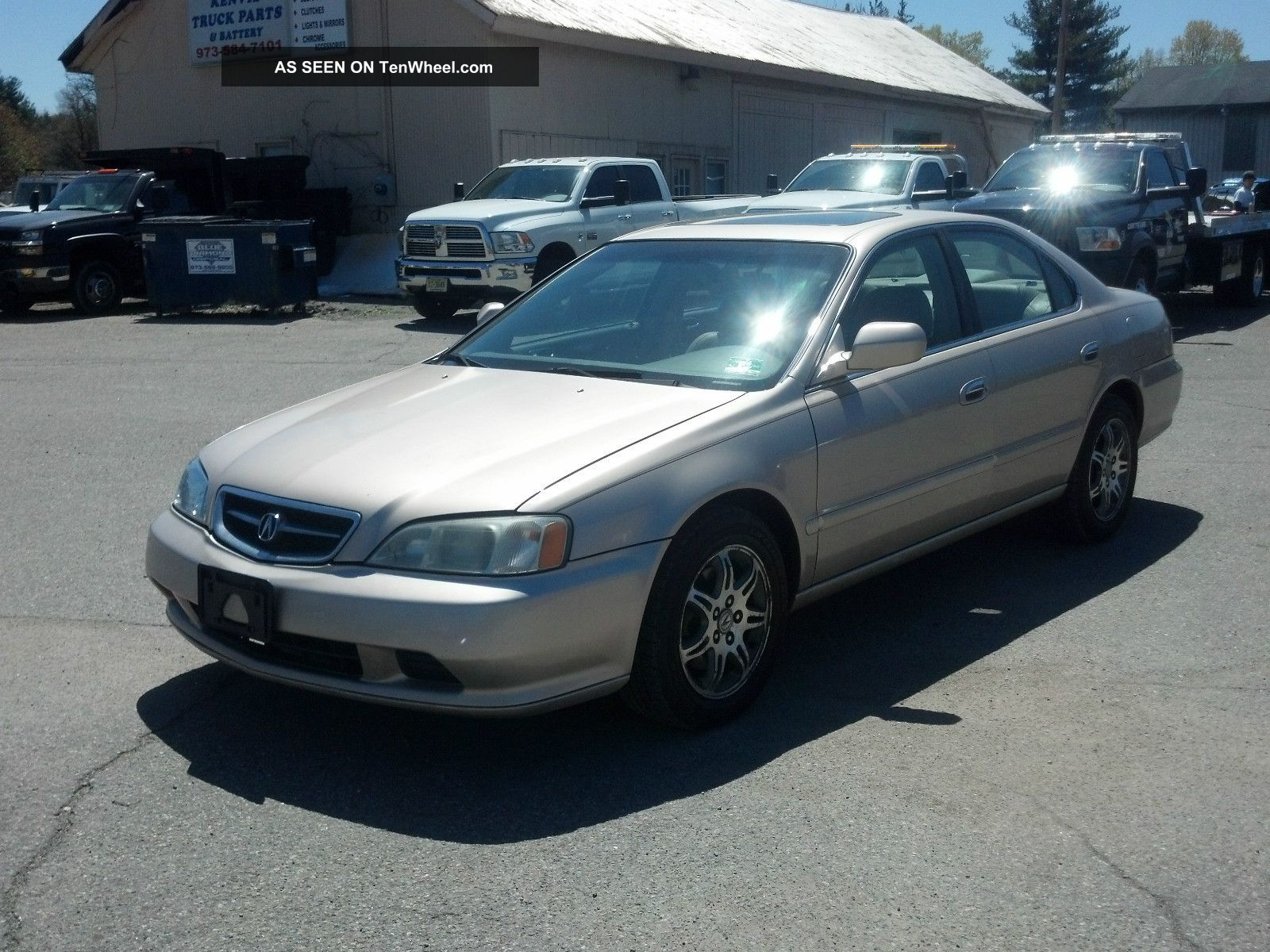 2000 Acura Tl 3.  2l Mechanic Special TL photo