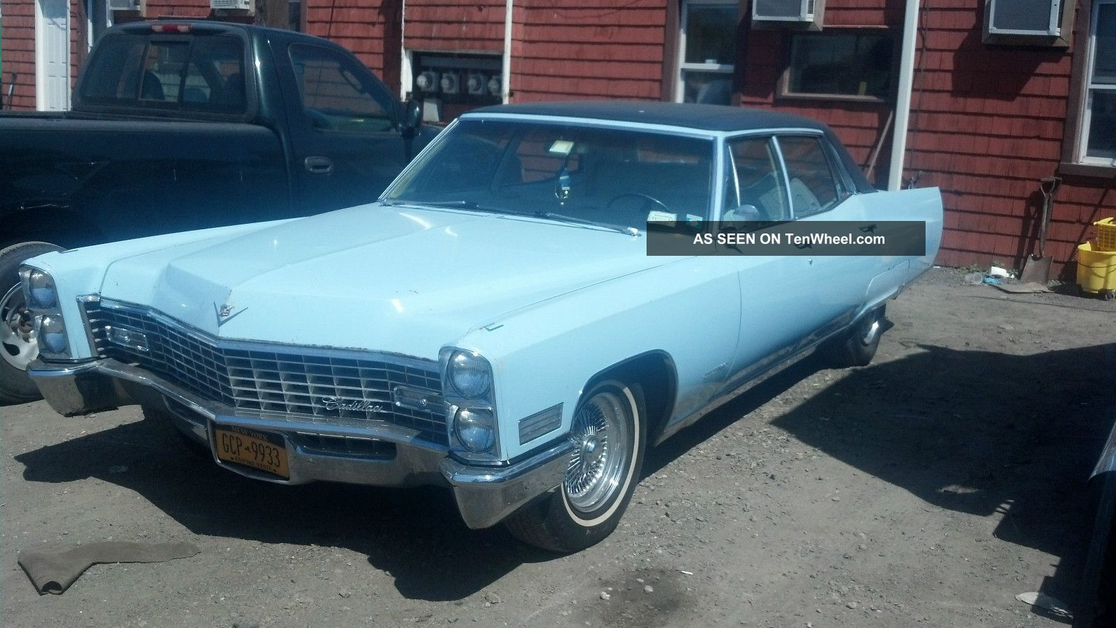 Cadillac 1967 Fleetwood Brougham Welll Maintained Fleetwood photo