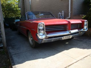 Pontiac Catalina 1964 Convertible 389 photo
