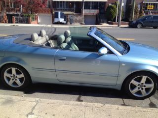 2005 Audi A4 Cabriolet Convertible 2 - Door 1.  8l photo