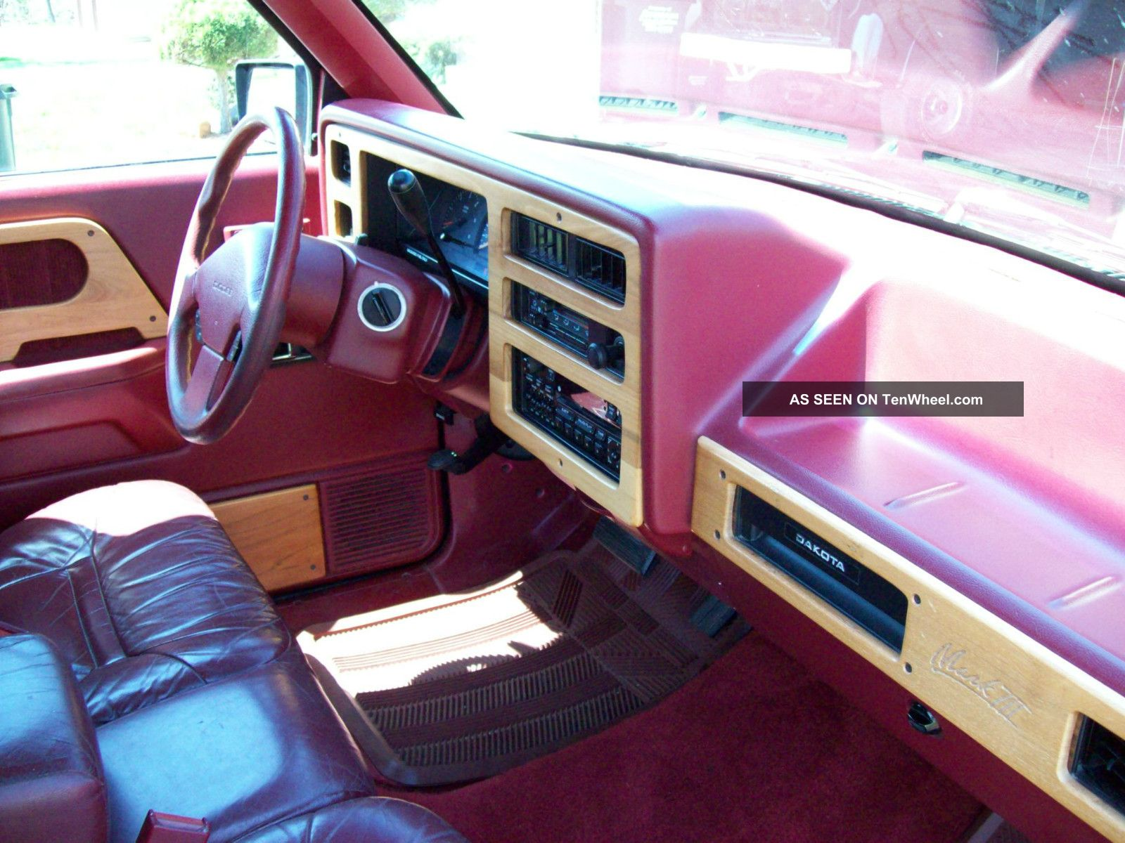 1993 Dodge Dakota Club Cab Mark Iii Conversion