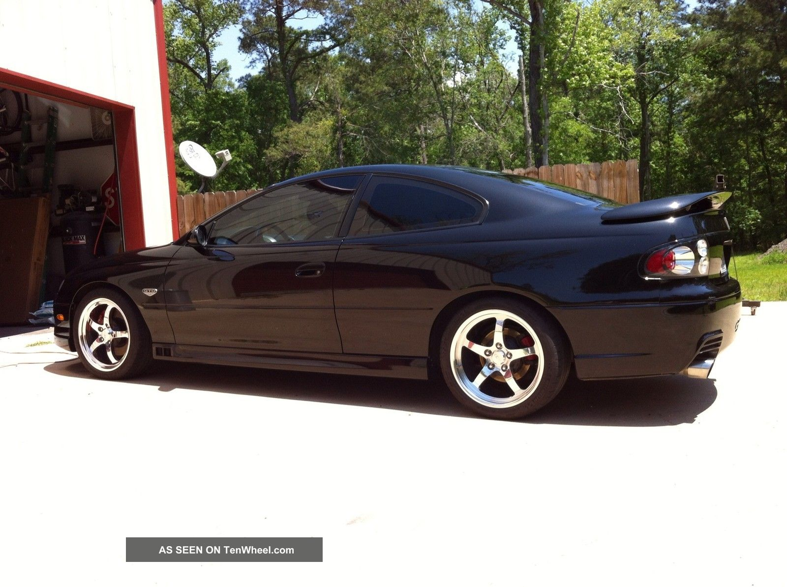 2006 Pontiac Gto Ccw Wheels Ls2 Heads Cam Lsx Intake 6 Speed Fast And