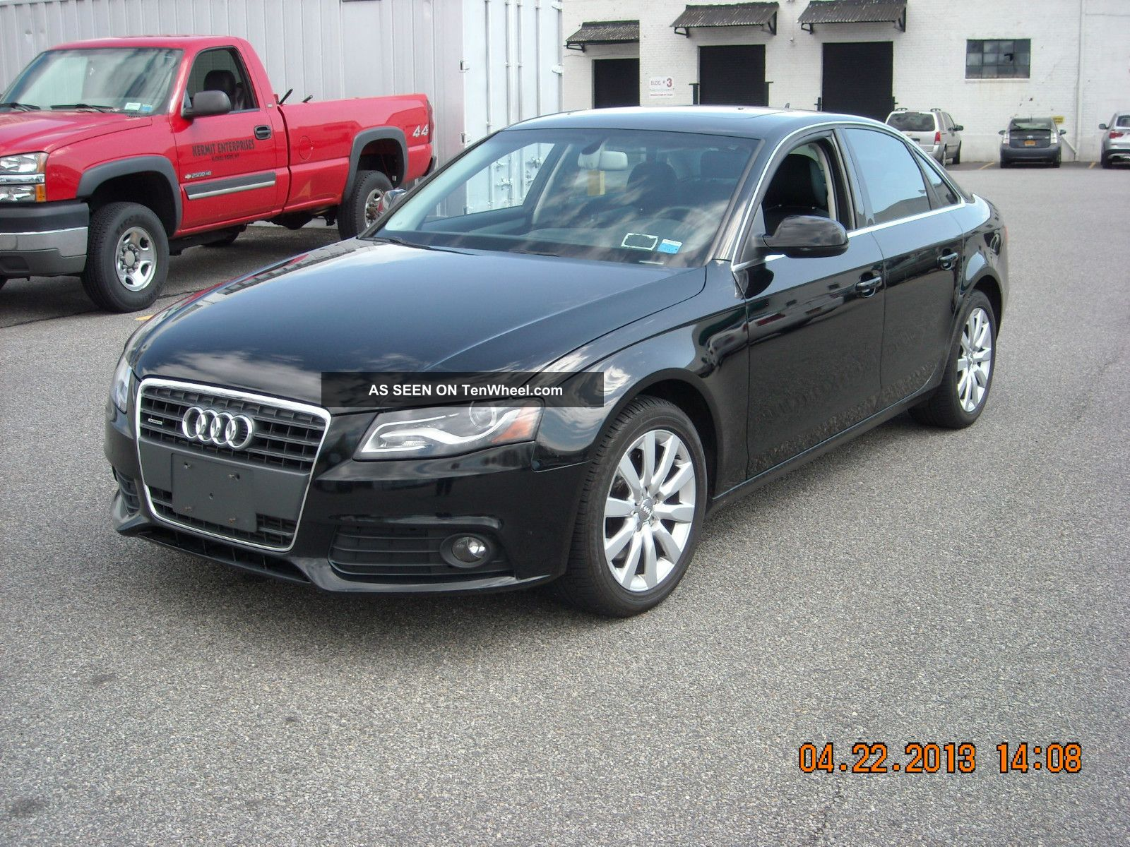 2010 audi a4 2 0 tfsi quattro tiptronic sedan. Black Bedroom Furniture Sets. Home Design Ideas