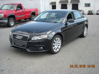 2010 Audi A4 2.  0 Tfsi Quattro Tiptronic Sedan photo