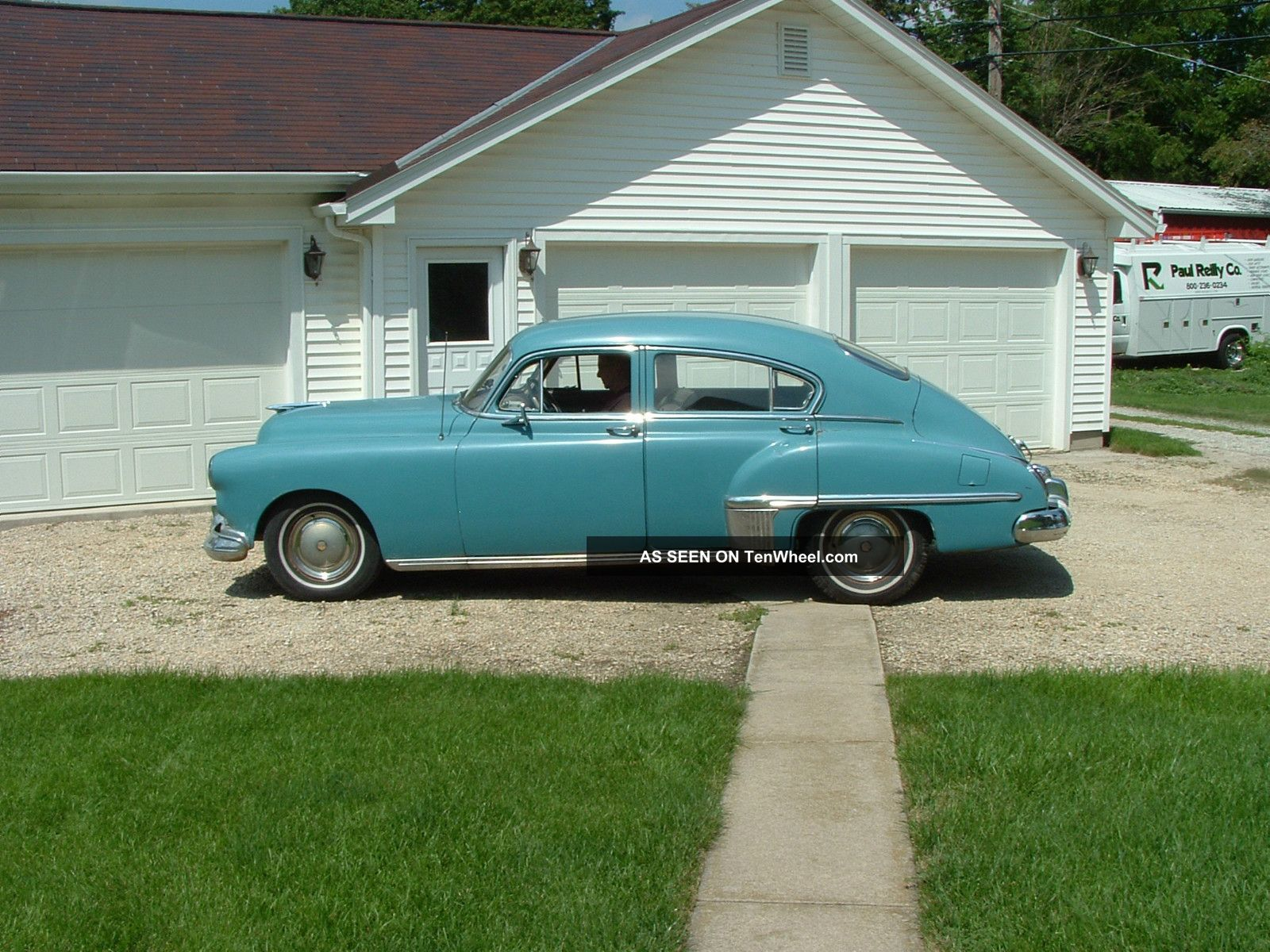 1949 oldsmobile futuramic 78 deluxe 4 door sedan for 1949 chevrolet deluxe 4 door
