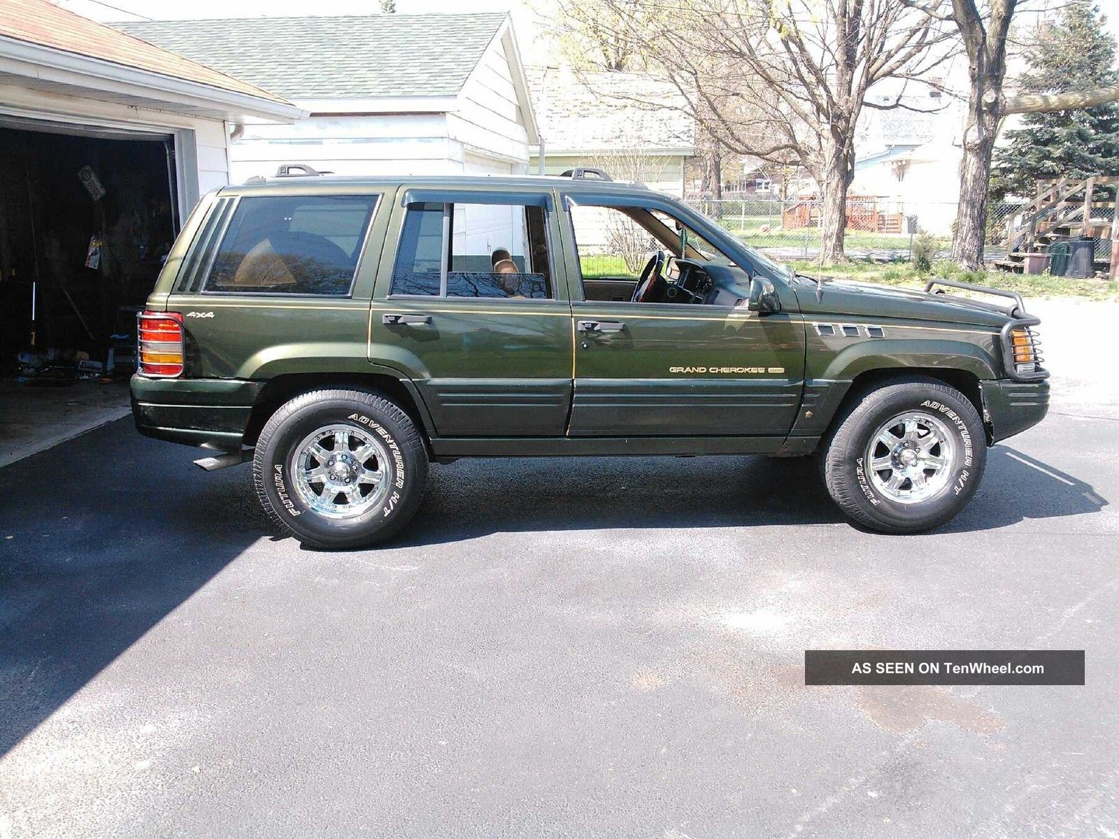 1996 jeep grand cherokee limited sport utility 4 door 4 0l grand. Cars Review. Best American Auto & Cars Review