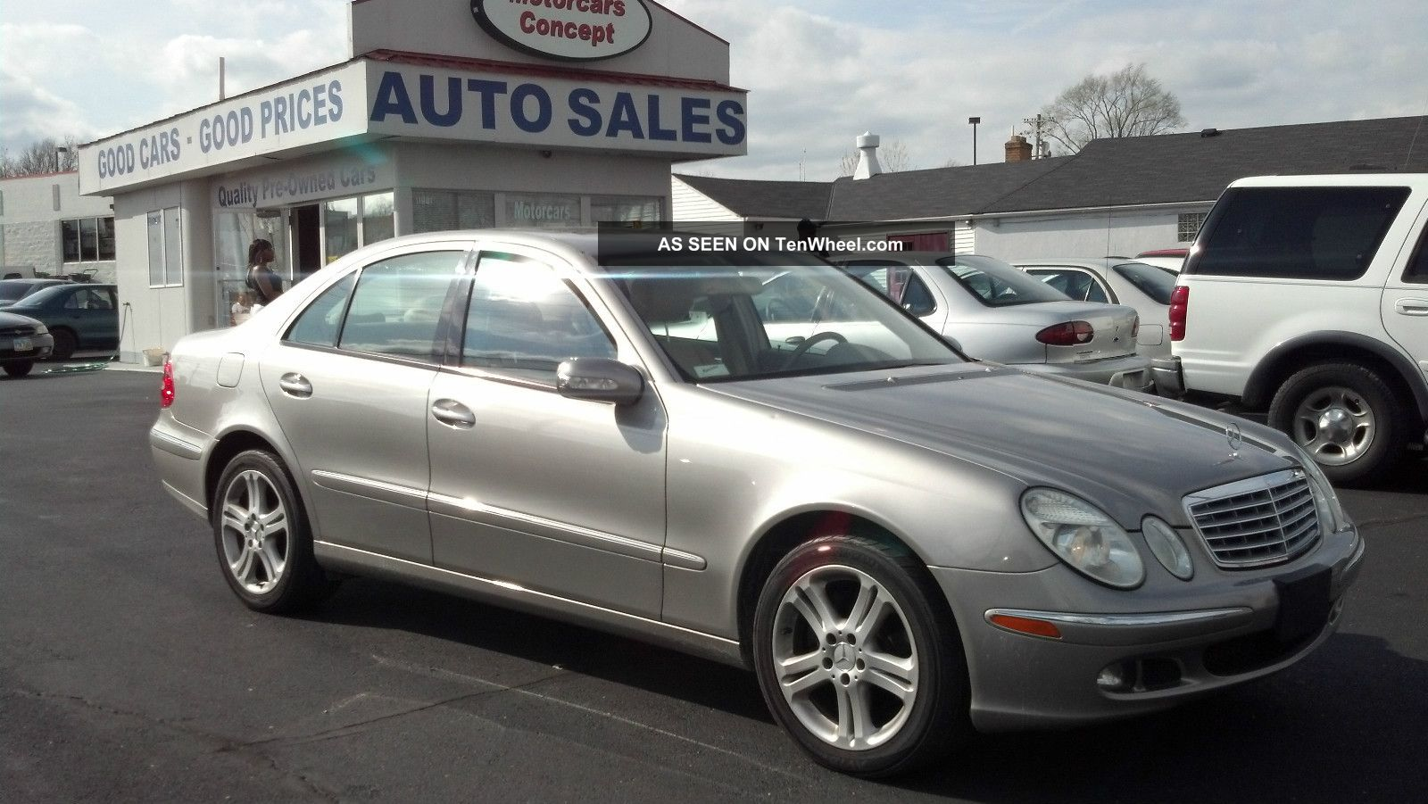 2006 mercedes benz e350 4matic sedan 4 door 3 5l for 2006 mercedes benz e350