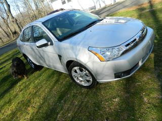 2008 Ford Focus Ses Sedan 4 - Door 2.  0l photo