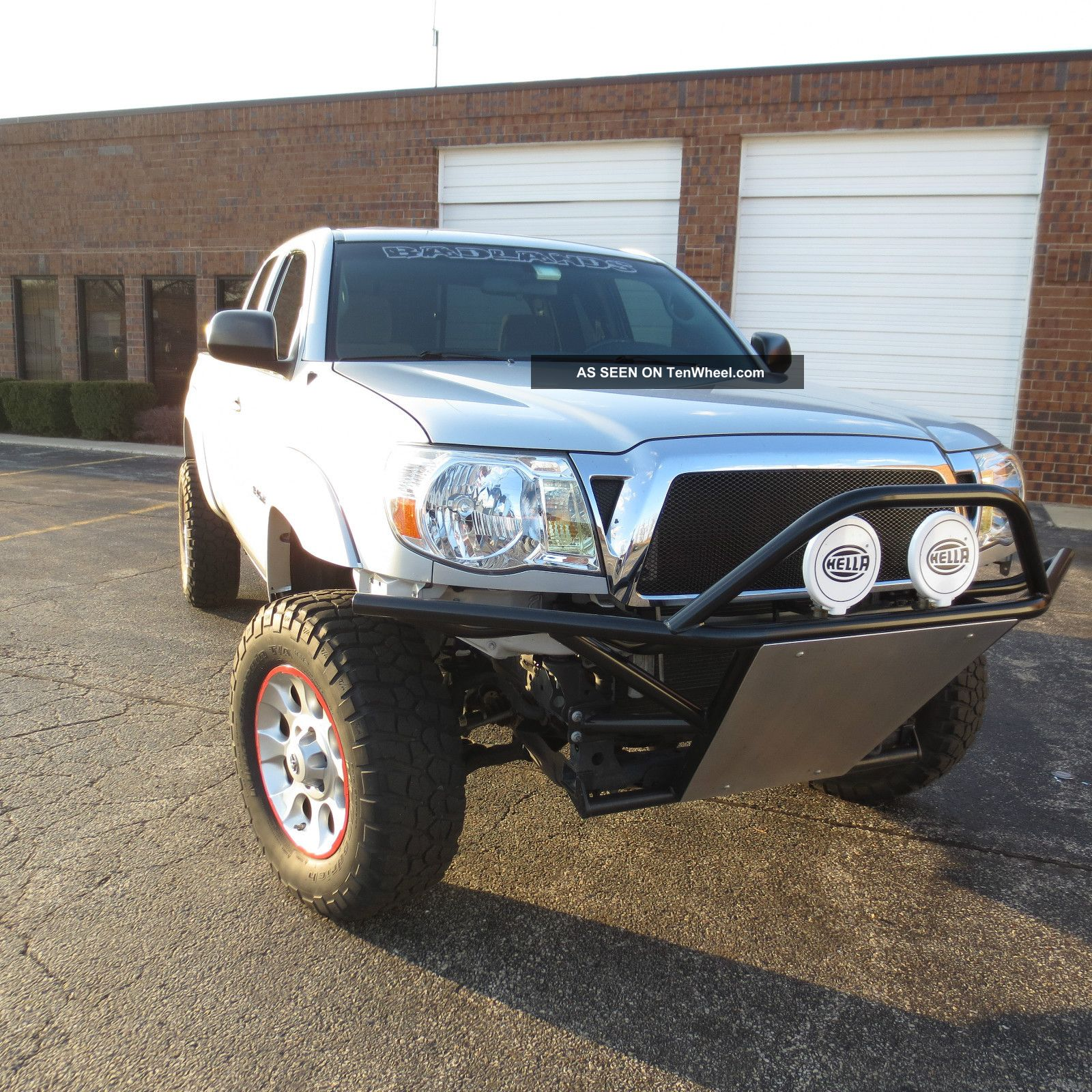 2007 Toyota Tacoma 4x4 4.  0 6 Speed Accesscob Nicely Upgraded Tacoma photo