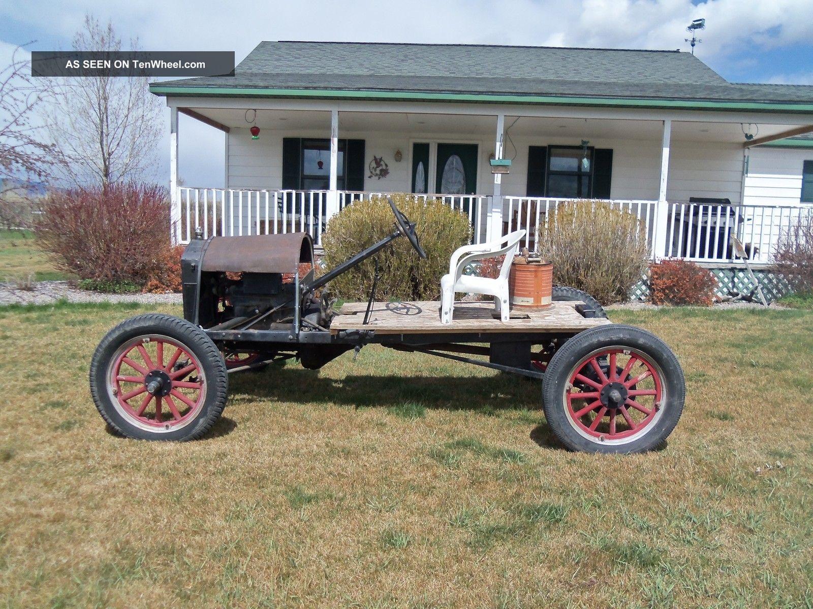 1926 Model T Ford Model T photo