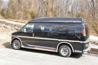 1999 Chevrolet Express 1500 Ls Standard Passenger Van 3 - Door 5.  7l photo