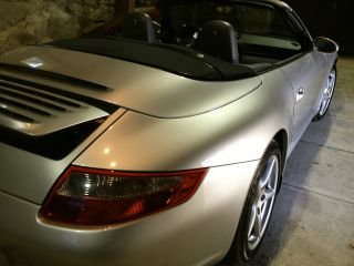2007 Porsche 911 Carrera Convertible 2 - Door 3.  6l photo