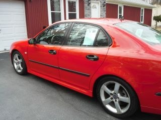 Red 9.  3,  2003 Linear Saab Turbo Needs Only A Driver Runs Excellent Needs No Work photo