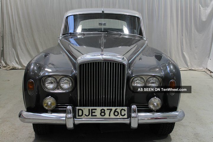 1965 Bentley S3 Series Base 6.  2l Other photo