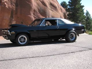 1970 Chevy Nova Street Legal Dragster - Muscle Car photo
