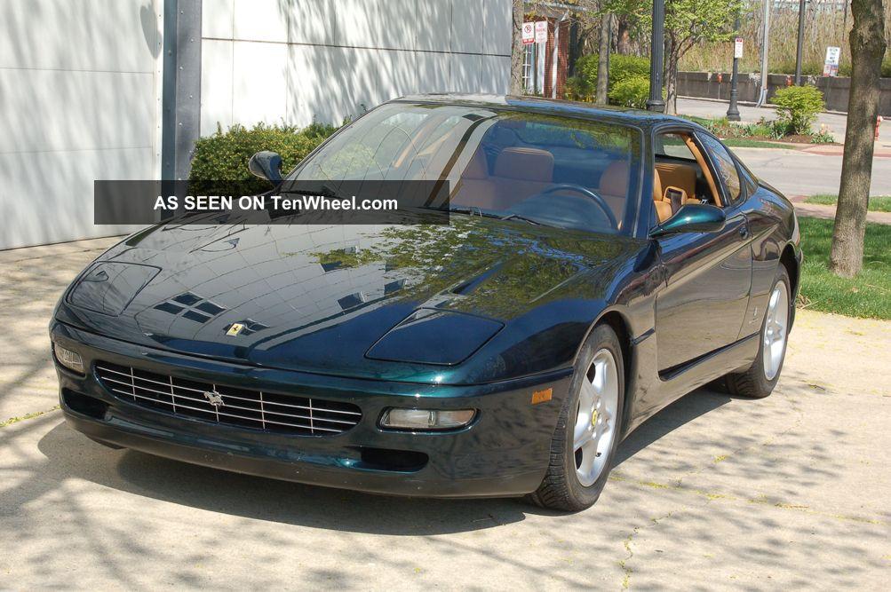1995 Ferrari 456 Gt Coupe 2 - Door 5.  5l 456 photo