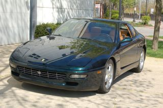 1995 Ferrari 456 Gt Coupe 2 - Door 5.  5l photo