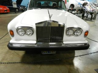 1973 Rolls Royce Silver Shadow photo
