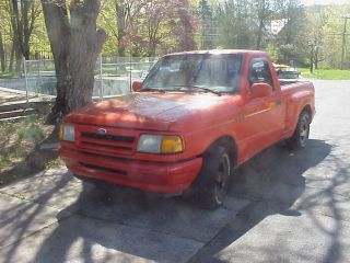 1993 Ford Ranger Splash Pickup Truck photo