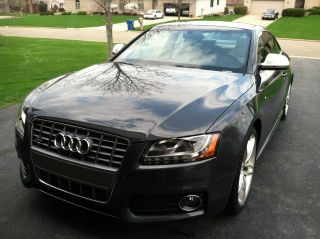 2008 Audi S5 Base Coupe 2 - Door 4.  2l photo