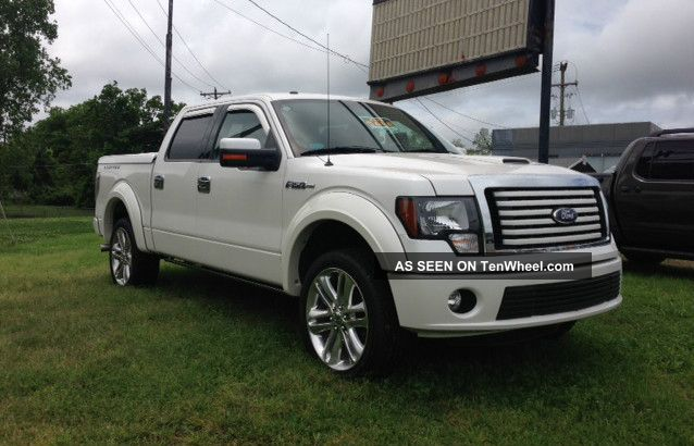 2011 Ford F - 150 Lariat Limited Loaded Out Truck With Extras F-150 photo