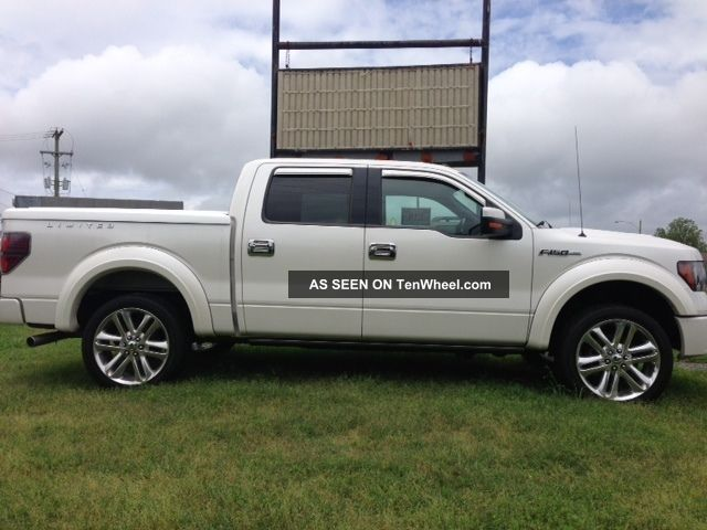 2011 ford f 150 lariat limited loaded out truck with extras. Black Bedroom Furniture Sets. Home Design Ideas
