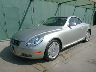 2002 Lexus Sc 430 Excellent Hard Top Convertible photo