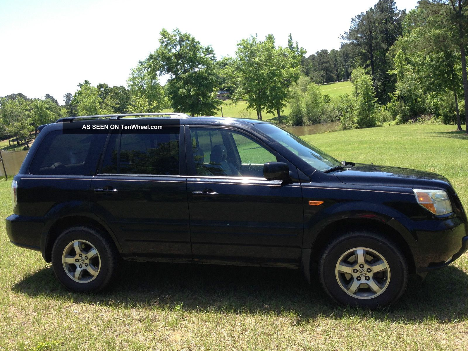2006 Honda Pilot Ex - L Sport Utility 4 - Door 3.  5l Pilot photo