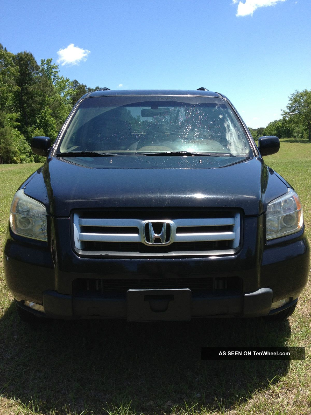 2006 honda pilot ex l sport utility 4 door 3 5l. Black Bedroom Furniture Sets. Home Design Ideas