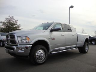 2012 Dodge Ram 3500 Mega Cab Laramie 800 Ho 4x4 Lowest In Usa Us B4 You Buy photo